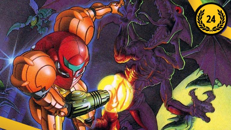 24ème : Super Metroid / 1994
