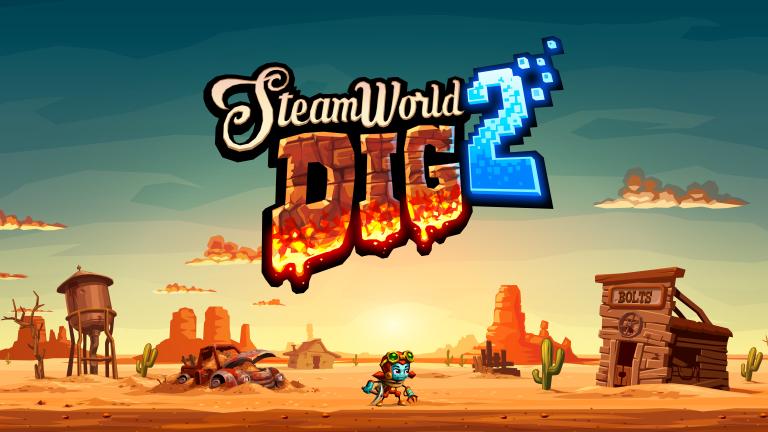 SteamWorld Dig 2 sera disponible ce mois-ci sur Switch, PC et PS4