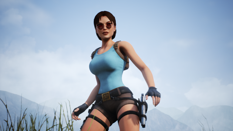 Tomb Raider II : Un remake HD avec une demo sur PC
