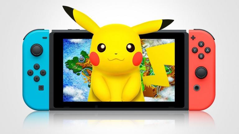 Pokémon sur Nintendo Switch : Tsunekazu Ishihara évoque les possibilités