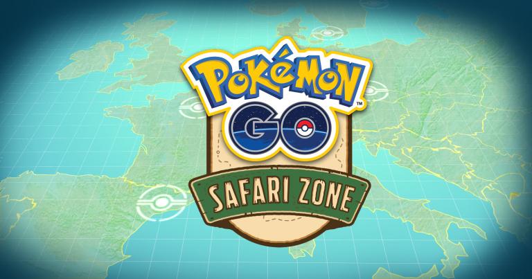 Découvrez de nouvelles informations sur l'évènement Pokémon GO Safari Zone