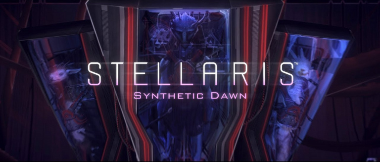 Stellaris : le DLC Sythethic Dawn disponible fin septembre