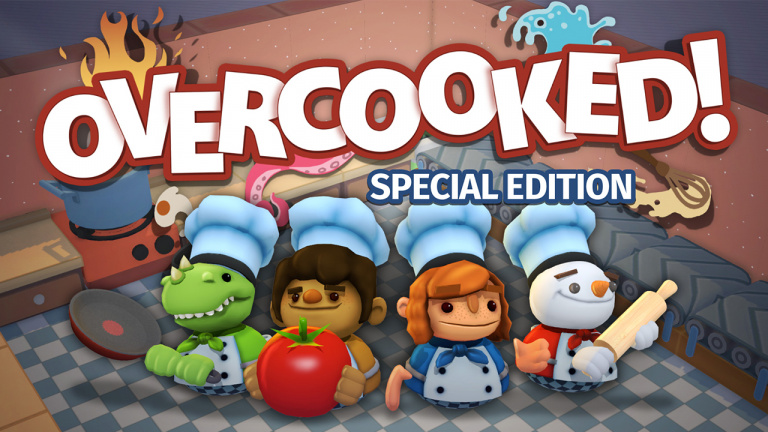 Overcooked : Le patch correctif pour la version Switch est arrivé