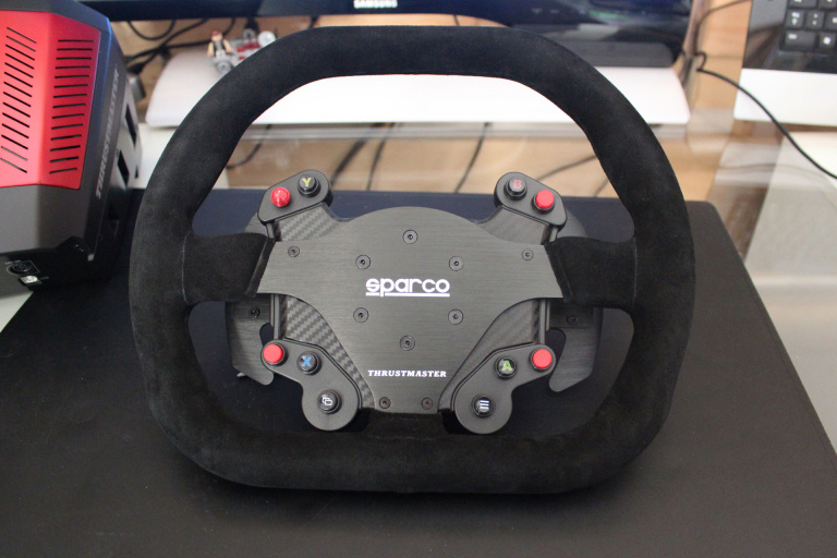 Impressions sur le Thrustmaster TS-XW Racer Sparco P310 Competition Mod