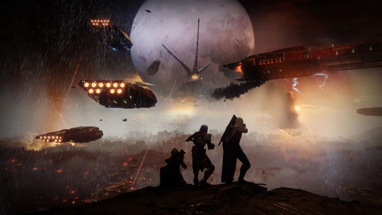 Destiny 2 dépasse la barre du million de joueurs simultanés
