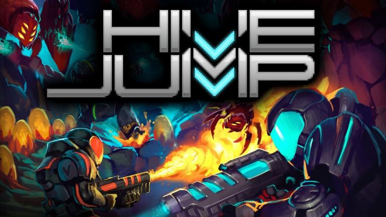 Hive Jump : De nouvelles images pour une sortie sur Wii U