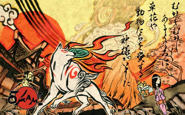 Okami HD officiellement annoncé sur PS4, PC et Xbox One