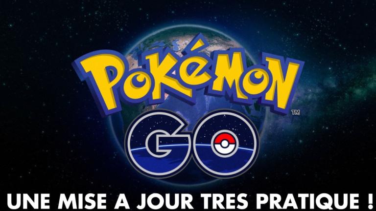 Pokémon GO, mise à jour 0.75.0 : une nouveauté pour rendre le jeu plus pratique pour les collectionneurs...