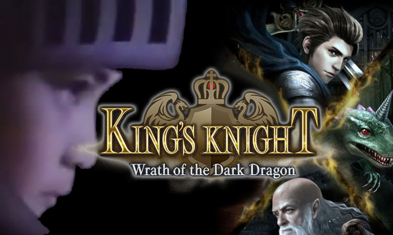 King's Knight : Wrath of the Dark Dragon est disponible sur iOS et Android