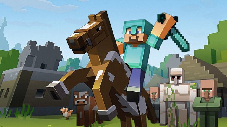 Minecraft : une version New Nintendo 3DS a été annoncée