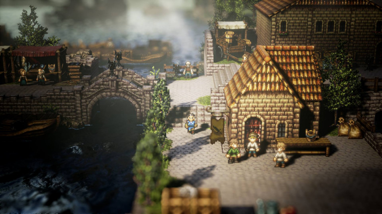 Project Octopath Traveler révèle le nom de son compositeur