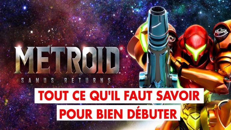 Metroid : Samus Returns : attaques, contres, collectables...Notre guide pour bien débuter