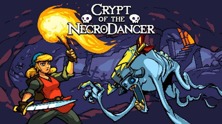 Crypt of the NecroDancer ira danser sur Nintendo Switch