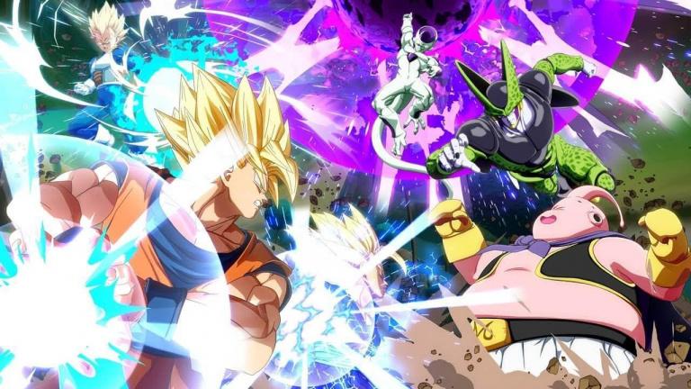Dragon Ball FighterZ : le programme de la beta fermée