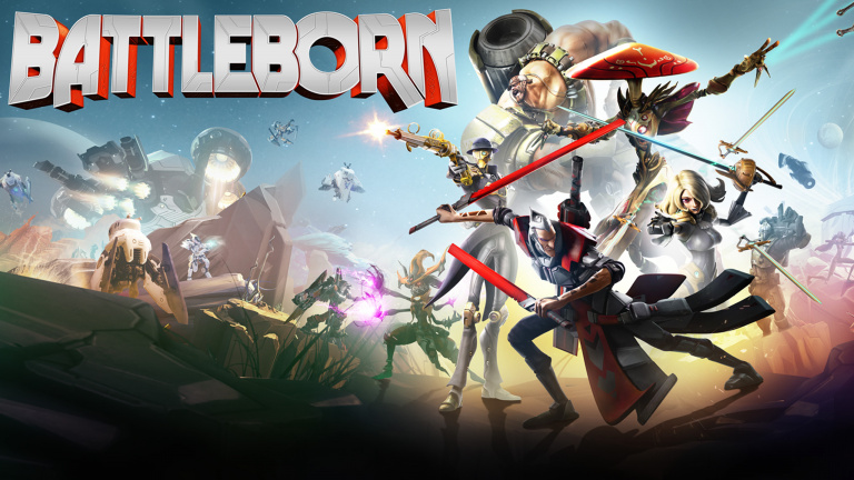 Battleborn : Fin des mises à jour après cet automne, Gearbox sur un nouveau projet