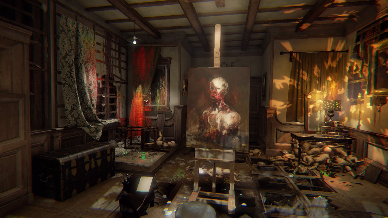 Layers of Fear Legacy Edition débarque sur Switch