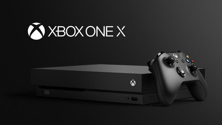 Microsoft Xbox One X: les précommandes sont enfin ouvertes