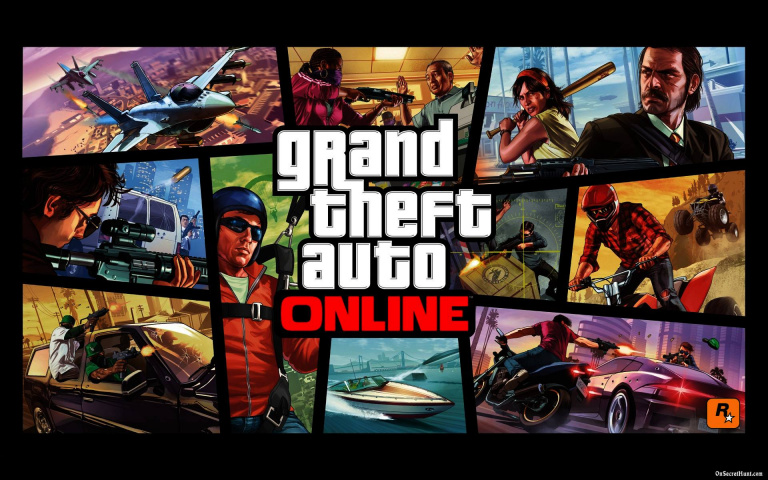 GTA Online : Le Bombushka atterrit sur les serveurs