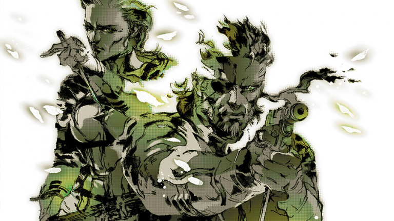 "Dark Horse annonce l'ouvrage ""The Art of Metal Gear Solid I-IV"""