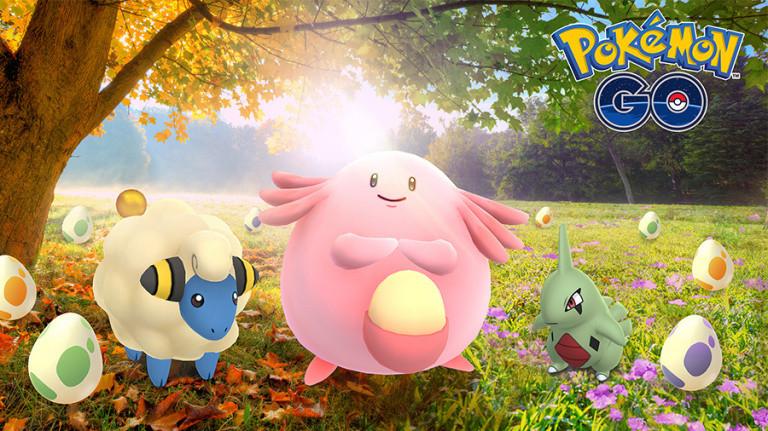 Jeu Pokemon Go. Faites le plein de poussières d'étoile