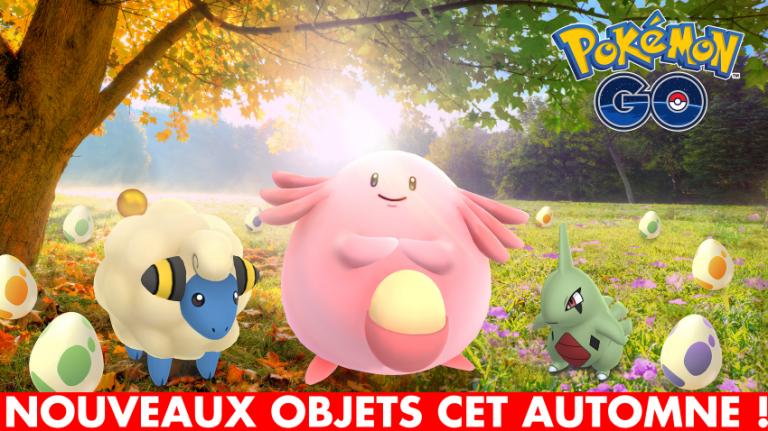 Pokémon Go : l'événement Équinoxe va bientôt débuter