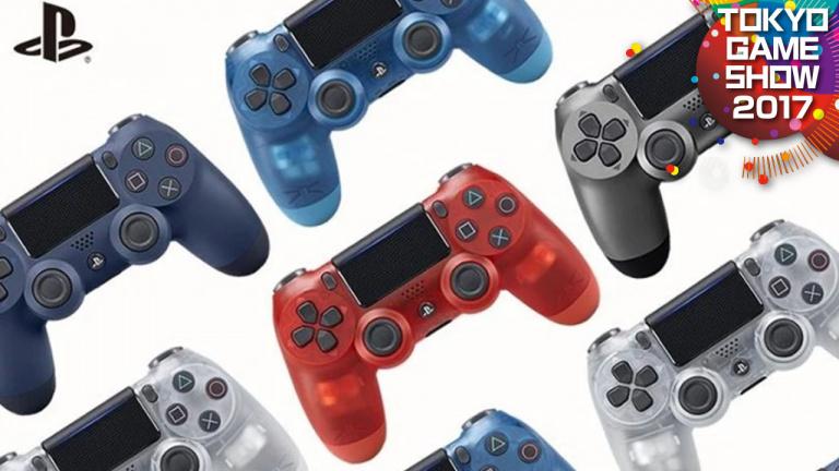 TGS 2017 : Sony dévoile deux nouvelles manettes pour la PlayStation 4