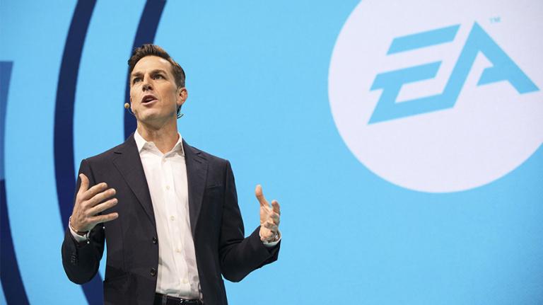 Andrew Wilson, PDG d'EA, élu au conseil d'administration d'Intel