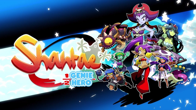 WayForward annonce Shantae : Half-Genie Hero Ultimate Edition sur PS4 et Switch