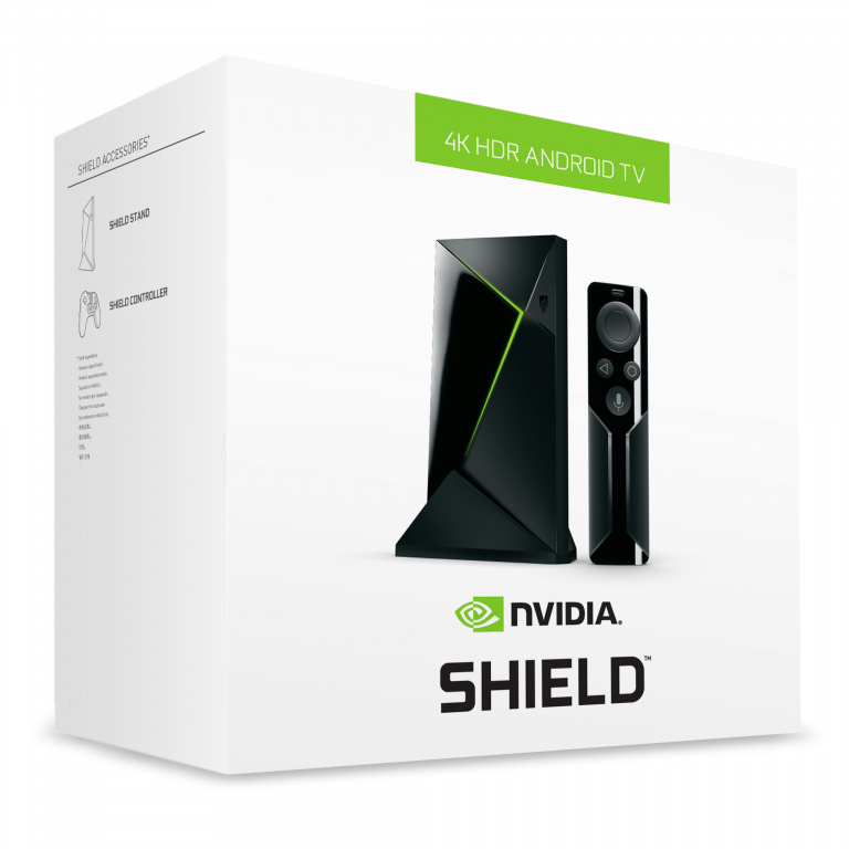 NVIDIA annonce un nouveau bundle à 199€ pour sa SHIELD TV