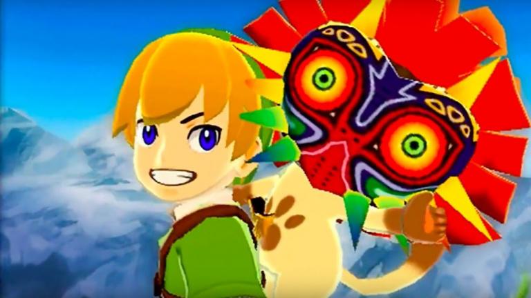 Monster Hunter Stories : Un DLC Zelda disponible dès samedi