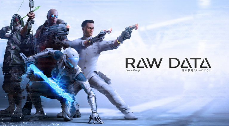 Raw Data sort d'Early Access et arrive sur Oculus Rift, HTC Vive et PS VR