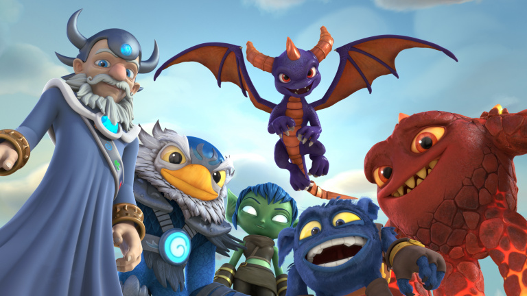 La série Skylanders Academy lance sa saison 2 en octobre