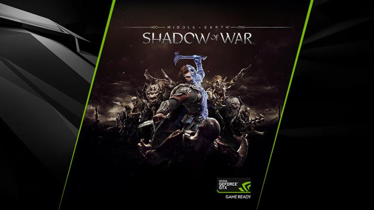 L'Ombre de la Guerre offert pour l'achat d'une Nvidia GeForce GTX 1080