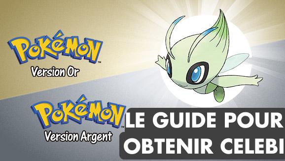Pokémon Or / Argent : cloner des Pokémon et obtenir Célébi, c'est possible (mais pas simple) !