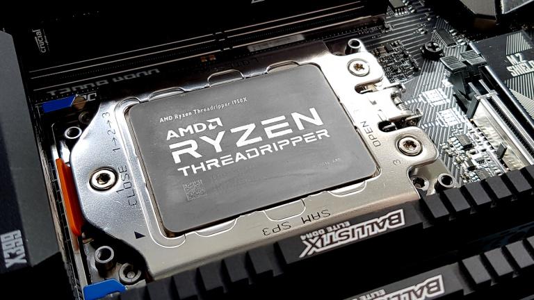 Test des processeur AMD Threadripper 1950X et 1920X : Dites-le avec des coeurs !