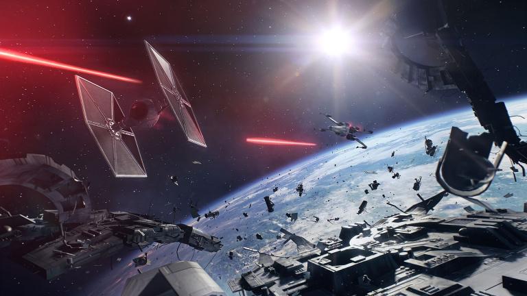 Star Wars Battlefront II : la configuration PC recommandée pour la beta