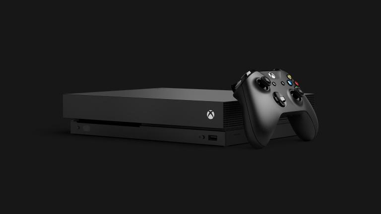 Xbox One X: Microsoft compte bien prouver les bienfaits de la console, même sans écran 4K