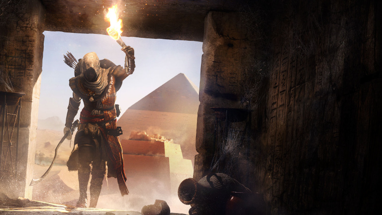 Un mode éducatif pour Assassin's Creed Origins