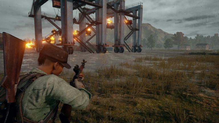 L'exclu Xbox étendue — PlayerUnknown's Battlegrounds