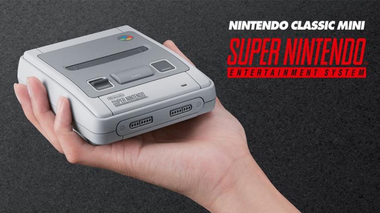 NES et SNES Classic Edition : les manettes sont interchangeables