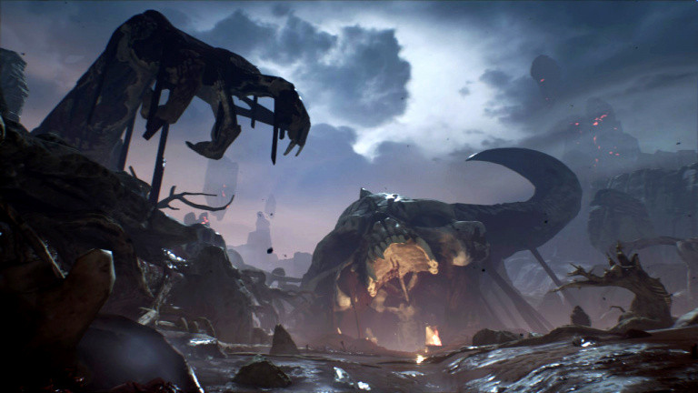 Doom : De nouvelles images de la version Switch
