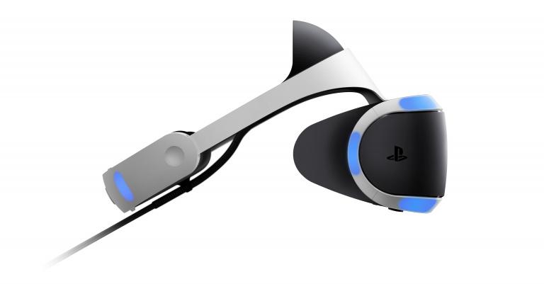 PlayStation VR : La nouvelle version du casque se dévoile