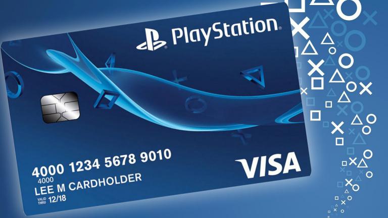 PlayStation Lance Une Carte De Credit Aux Etats Unis