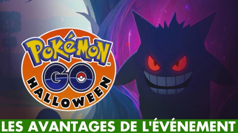 Pokémon GO, événement Halloween : quels avantages pour les joueurs ?