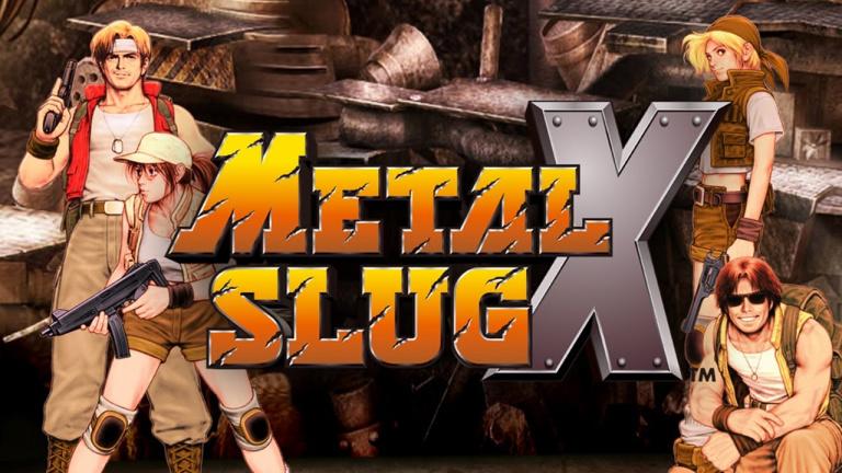 Metal Slug X rejoindra l'eShop de la Nintendo Switch le 5 octobre