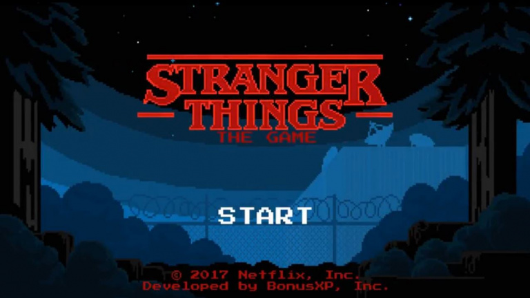 Stranger Things a droit à son jeu mobile