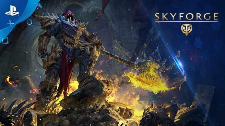 Concours Skyforge : Gagnez des packs Revenant sur PS4