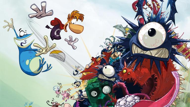 Rayman Origins est à 2,50€ aujourd'hui sur Uplay