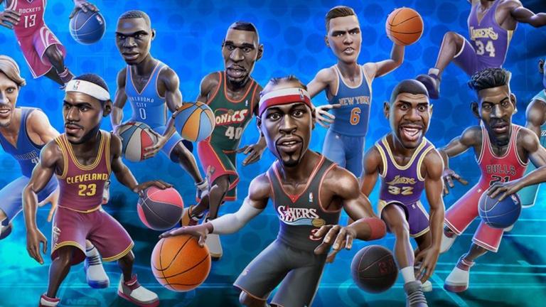 NBA Playgrounds se paie un DLC