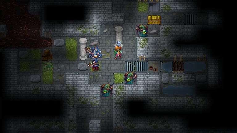 Tangledeep : Un RPG orienté rogue-like porté sur Switch